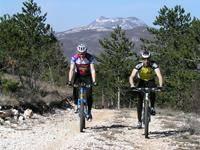 Mountainbiketour - Naturpark Ucka