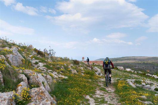 Radfahren - Insel Cres, Kvarner Bucht, Kroatien