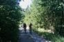 Radfahren, Natur - Kastav