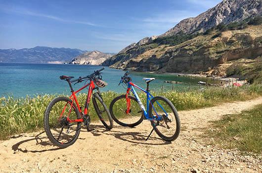 Fahrradverleih Kvarner, Zen Adventures Krk