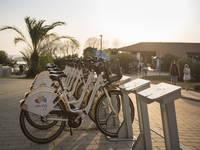 Radfahren Kroatien - Park & Ride Umag