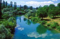 Fluss Cetina