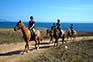 Reitausflug Küste, Istrien