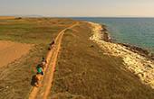 Ausritt Küste, Istrien