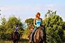 Ausritt Samys Ranch, Istrien