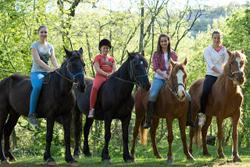Reiterhof Ranch Pedrag