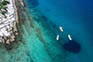 SUP Küste Split, Dalmatien