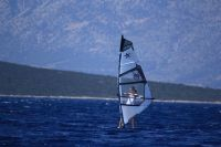 Insel Hvar - Windsurf Center Bota Vrboska - Kurs Kinder