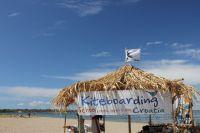 Kiteboarding Croatia - Nin, Dalmatien, Kroatien