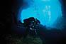 Höhle Insel Kolocep - Tauchen