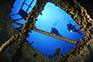 Taucher, Schiffswrack - Istrien