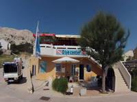 Squatina Diving Center, Baska