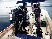 Najada Diving Murter - Tauchausrüstung