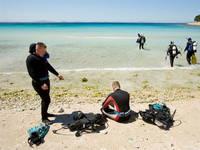 Najada Diving Murter - Tauchausbildung