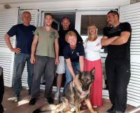 Najada Diving - Team