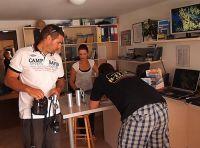 Najada Diving - Ausrüstung