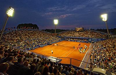 Tennis Kroatien