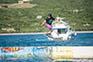 Sprung - Wakeboarder Krk