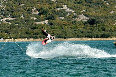 Wakeboarden in Kroatien, Quelle: www.wakeboarder.hr