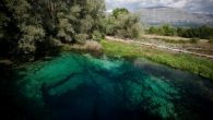 Omis - Wandern Quelle Cetina