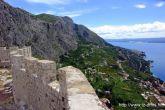 Omis - Wanderziel Festung Fortica