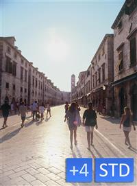 Dubrovnik in 4 Stunden