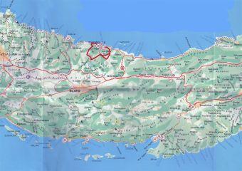 Insel Korcula - Wanderweg Sudbinska Luka