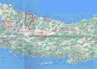 Insel Korcula - Wanderweg Tragom Povijesti