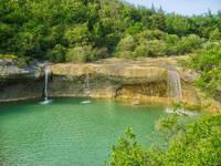 Wasserfall Pazinski Krov