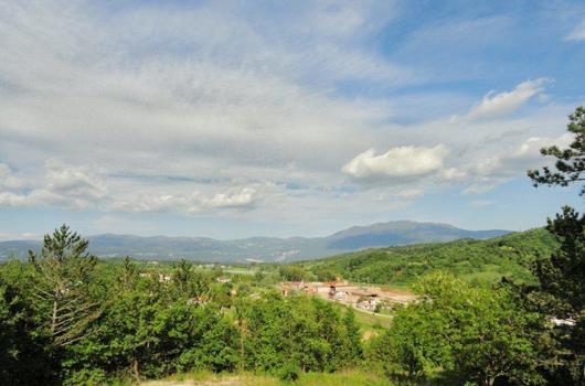 Wanderweg Sv. Sylvester - Draguc, Borut