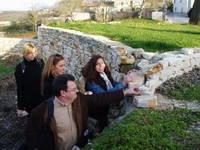 Projekt Europäische Trockenmauer