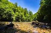 Fluss Nationalpark Risnjak