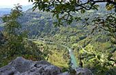 Fluss Kupa, Wandern