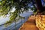 Opatija, Uferpromenade Lungomare