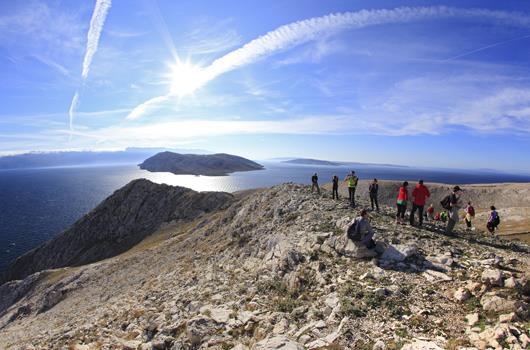Wandern in und um Baska