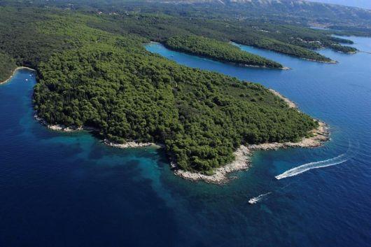 Wandern - Insel Rab, Kvarner Bucht, Kroatien