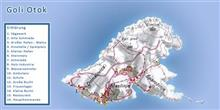 Karte Goli Otok