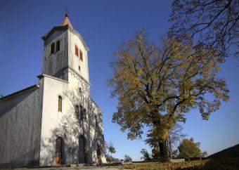 Rukavac Kirche