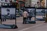 Kunstausstellung - Fußgängerzone Rijeka