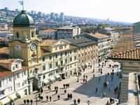 Fußgängerzone Rijeka