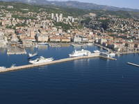 Luftaufnahme Rijeka