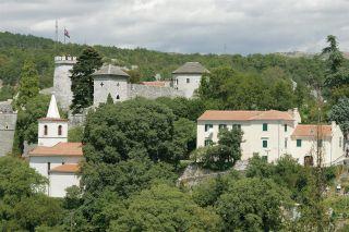 Burg Trsat und Kirche Hl. Georg