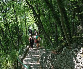 Wanderweg Jadranovo