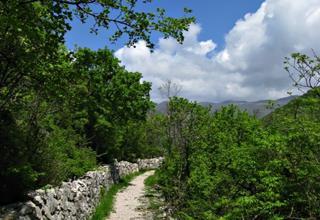 Wanderweg Liebespfad - Riviera Crikvenica