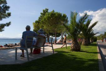 Uferpromenade Crikvenica
