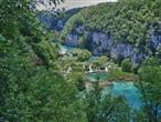 Nationalpark Plitvicer Seen - Untere Seenlandschaft