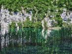 Nationalpark Plitvicer Seen - Blick über See