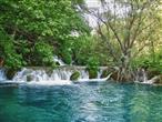 Nationalpark Plitvicer Seen - Kleiner Überlauf