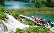 Nationalpark Plitvicer Seen - Wanderwege
