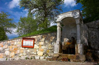 Naturpark Ucka - Brunnen Joseph II.